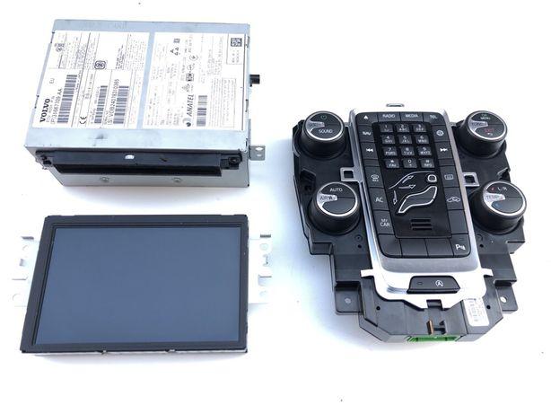 Nawigacja VOLVO V40 XC40 V70 XC70 monitor czytnik panel 2017r. Licznik