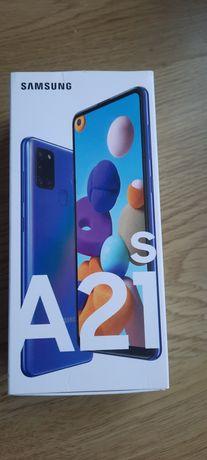Telefon Samsung Galaxy A 21 s. Nowy.