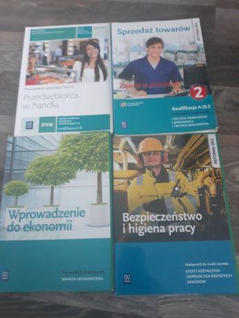 Książki Technik handlowiec