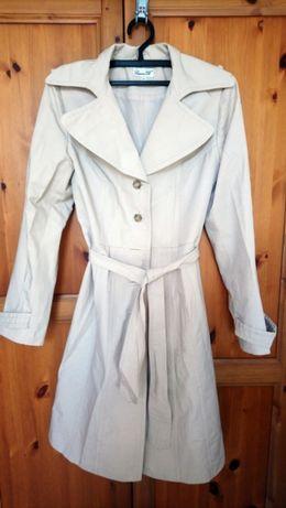 Płaszcz wiosenno-jesienny prochowiec rozm S