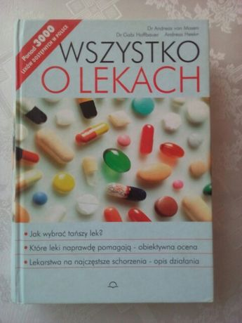 Książka o lekach