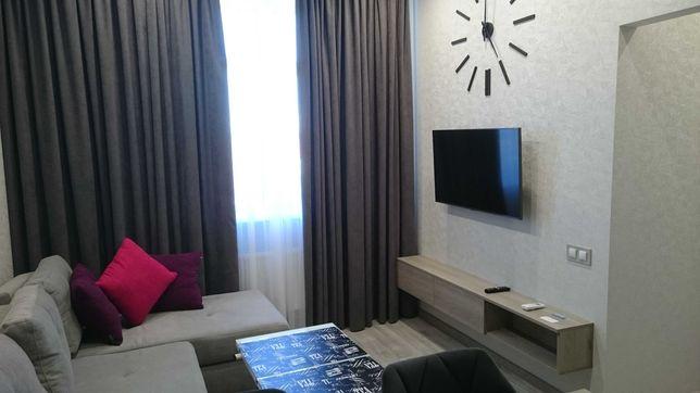 Дизайнерская квартира в ЖК Красивый Дом