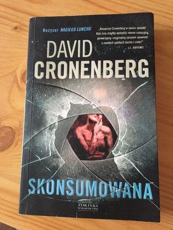 """David Cronenberg """"skonsumowana"""""""