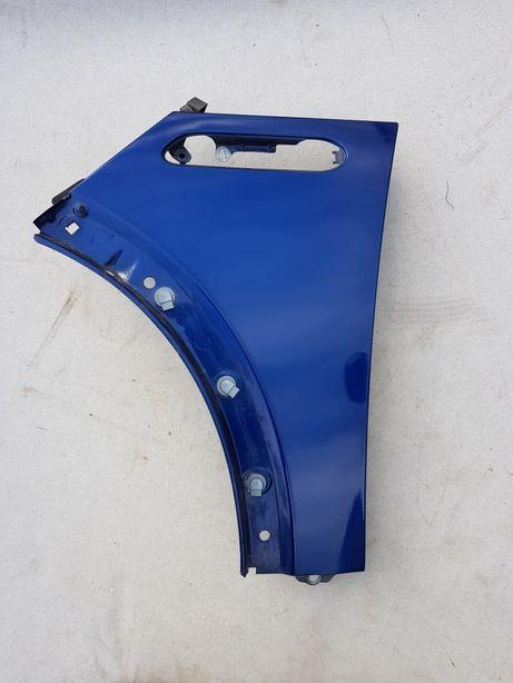Sprzedam błotnik lewy przód do Mini cooper r50 kod lakieru INDI BLUE