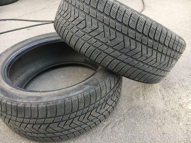 Резина зимняя Pirelli 265/45 r20