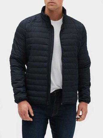 Осенняя демисезонная мужская куртка Gap, размер М