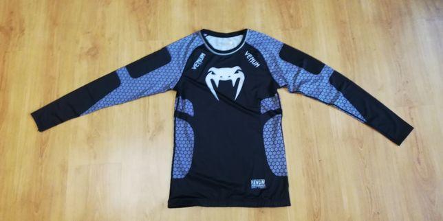 Компрессионная футболка с длинным рукавом (рашгард) Venum новый