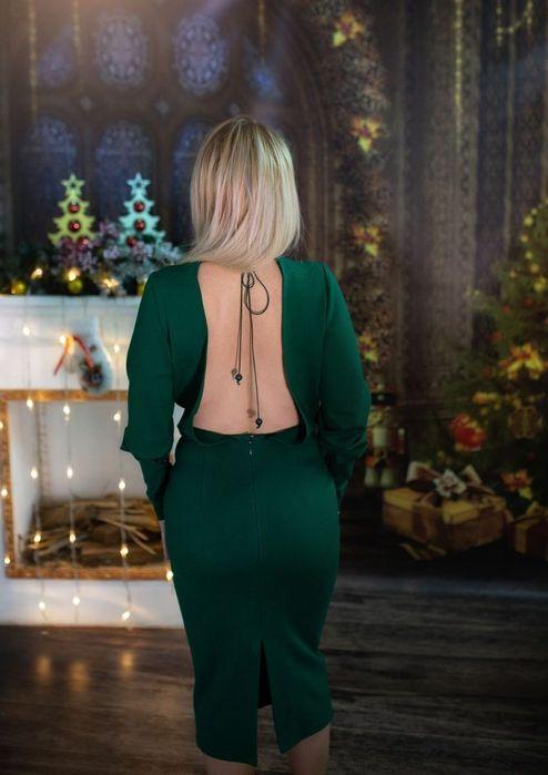 Дизайнерское элегантное шикарное платье Одесса - изображение 1