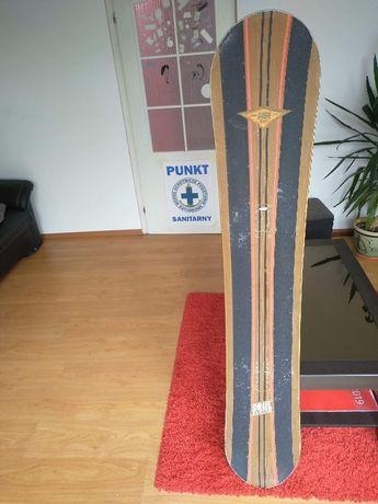 Ultralekka Deska snowboardowa Völkl Soul Surfer (167W)