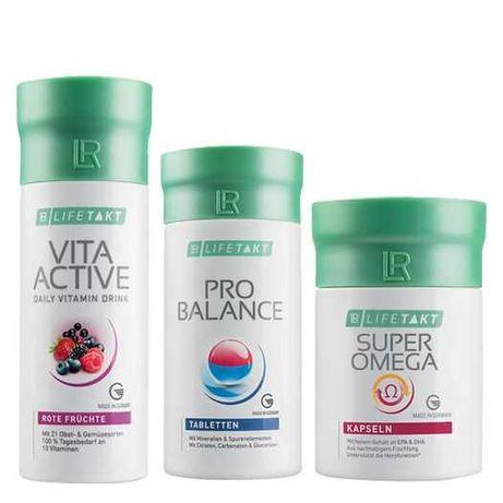 Kit Basic Health (Promoção de 3 produtos