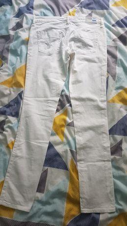 Spodnie big star białe r 29