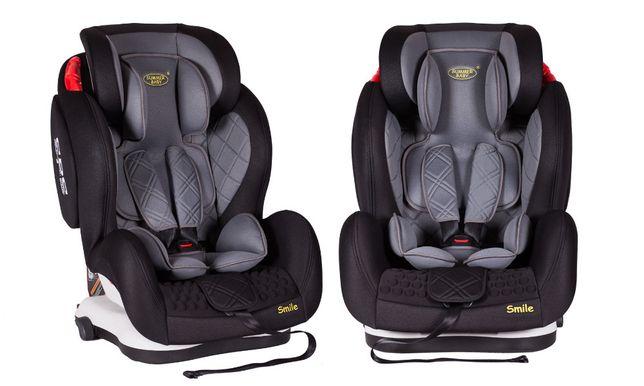 Fotelik samochodowy Isofix 9-36kg Summer Baby SMILE