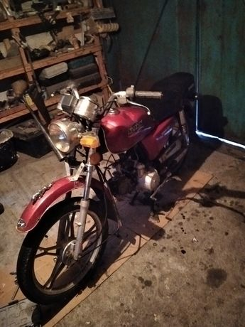 Продам мотоцикол Spark