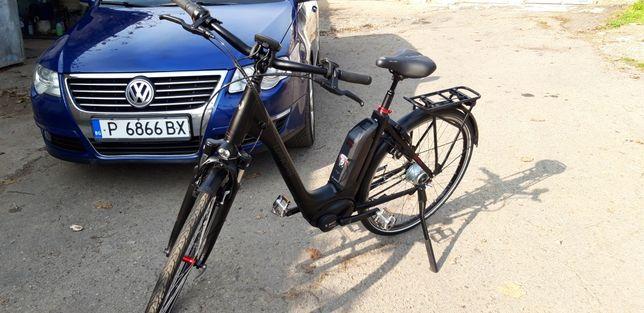 Электровелосипед ( Германия)+зарядка