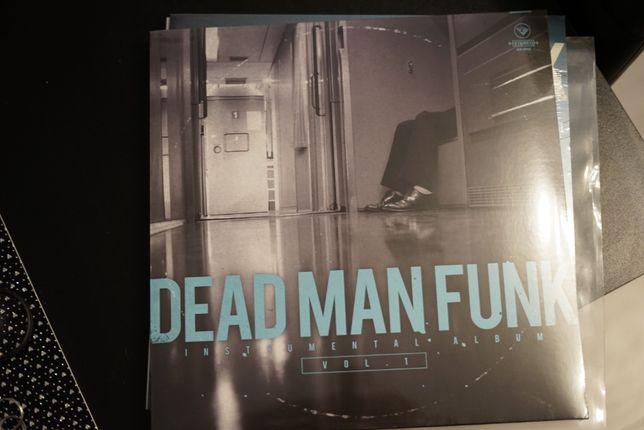 DEAD MAN FUNK vol 1 FOLIA winyl OSTR kękę