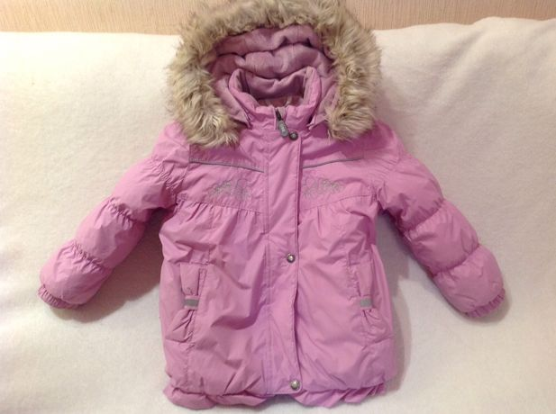 Куртка на девочку 4 года.