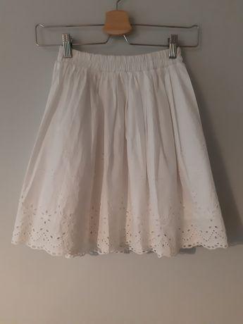 Spódnica biała rozmiar 158 Reserved