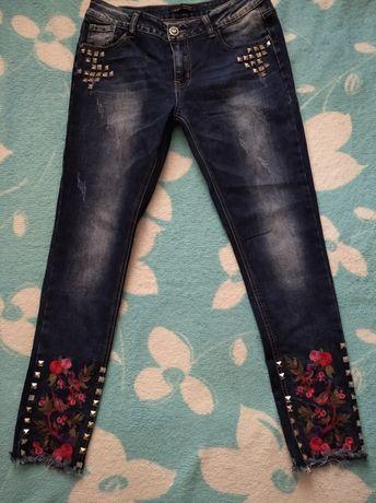 Джинсы женские, джинсы