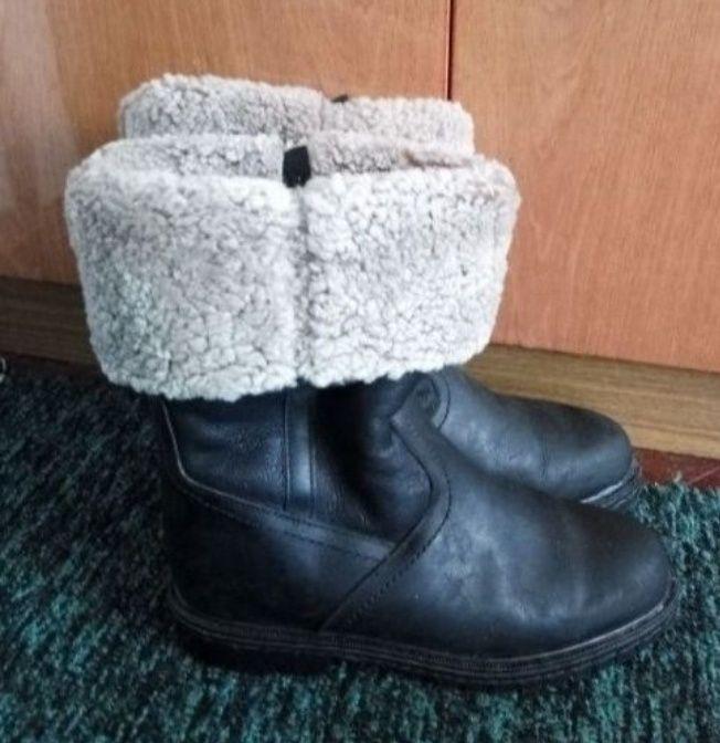 Жіночі зимові чоботи, зимове взуття