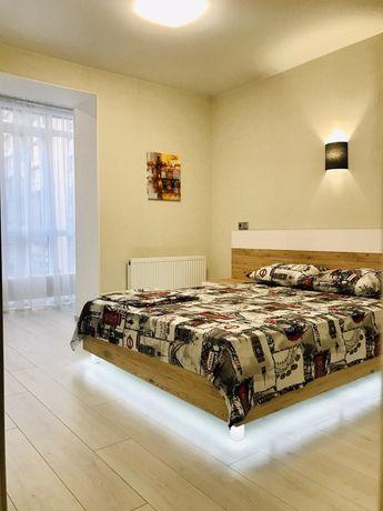River Park 2 комнатная Lux -2 часа-500грн.