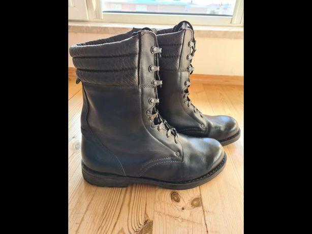 Buty wojskowe skoczki - oryginalne rozm. 29,5