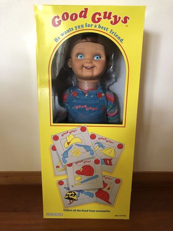 Vendo Chucky Child Play 2 Good Guys Doll Life-Size