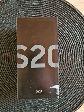 Samsung s20 cosmic gray
