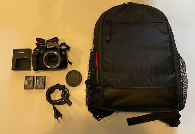 Aparat Canon EOS 1300D Body.::DELTA::.