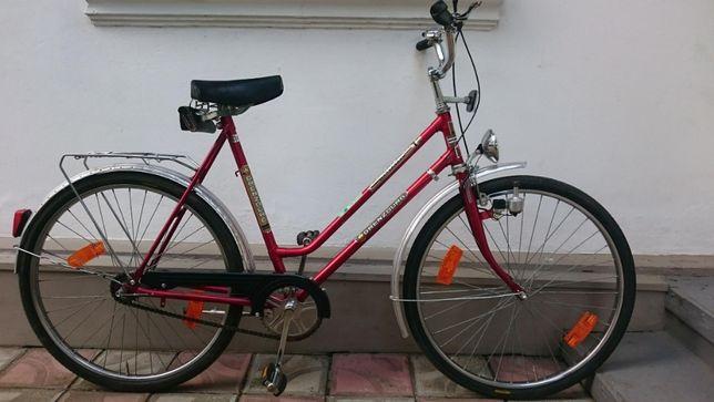 "Велосипед 26"" дамка Grenzburg Німеччина планетарка 3"