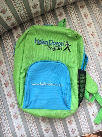 Plecak Helen Doron