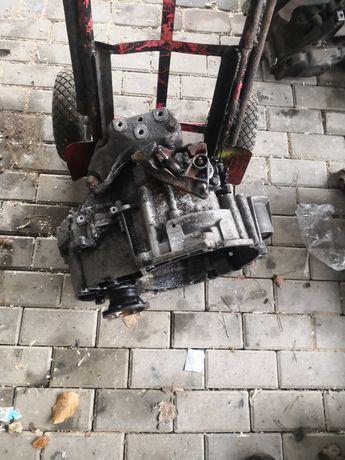 Skrzynia biegów manualna 6 Vw Skoda Seat Audi JLU / JLV