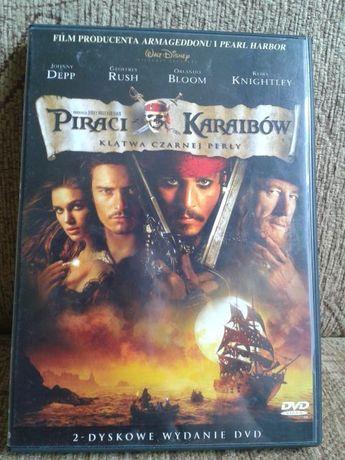 Piraci z Karaibów: Klątwa czarnej perły edycja specjalna [2DVD]