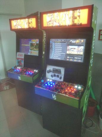 Arcade automat gotowa konstrukcja płyta 18mm oklejone brzegi.