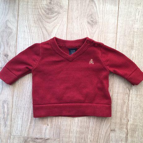 Sweterek Gap 0-3 miesięcy