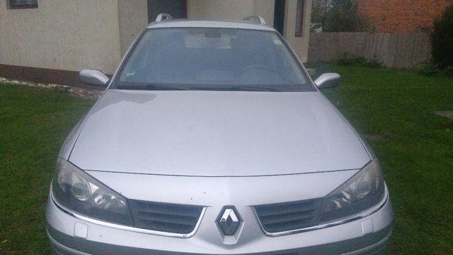 Renault Laguna 2.1.9.DCI. 2006 Rok. Przeznaczenie na czesci . TED 69