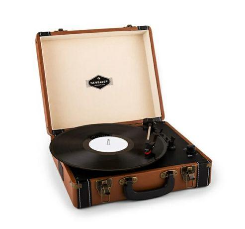Gramofon w stylu retro Jerry Lee USB nowy!