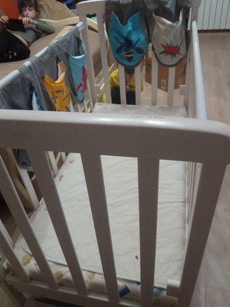 Кроватка детская Соня фирма Верес.+ Матрас Венетто в подарок.