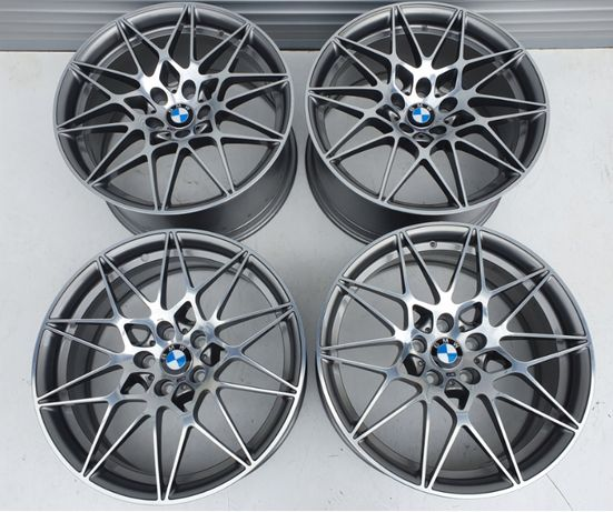 Alufelgi BMW M3 F80 M4 F82 Competition 20'' 5x120 IS29 montaż