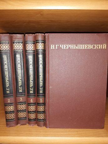 Продам собрание сочинений Чернышевский Н.Г.