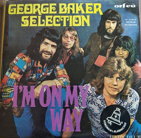 Disco Vinil LP George Baker - Selection