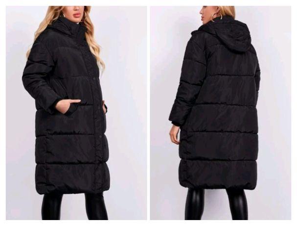 Nowy płaszcz z kapturem kurtka zimowa