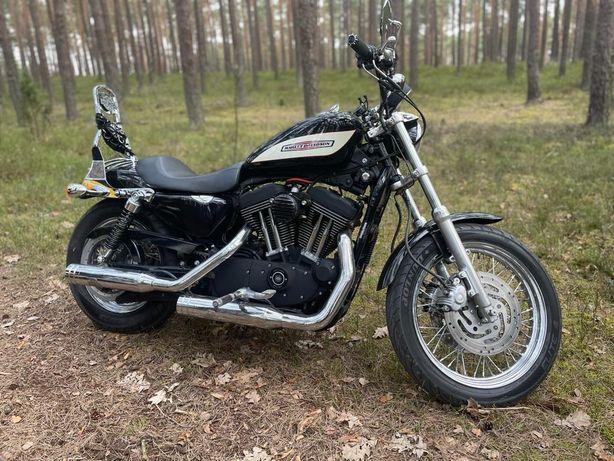 ZAREZERWOWANY Harley davidson sportster roadster XL1200R A2