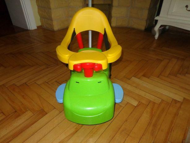 Wózek-samochodzik