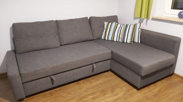 Narożnik IKEA FRIHETEN, stan jak nowy.