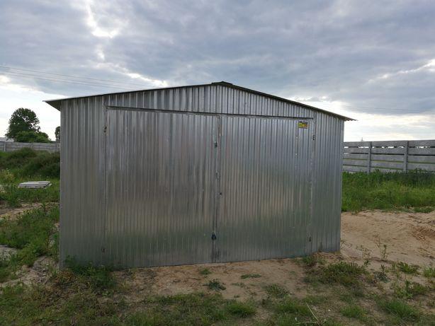 Garaż Blaszany 4x6 PROFIL OCYNK