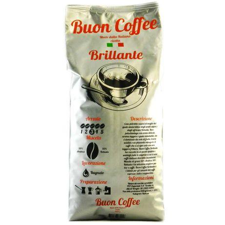Кава в зернах Buon Coffe Brillante 1кг