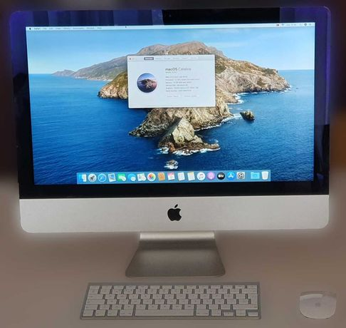 """iMac 21,5"""" (Late 2013) , i7 quad core 3.1Ghz, 16gb Ram, 1tb Fusion"""