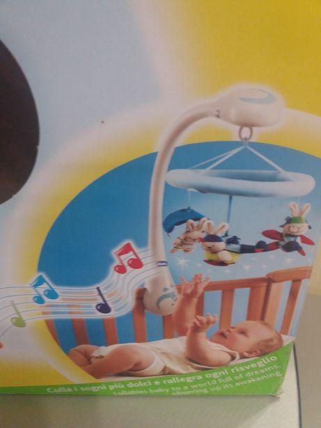 Мобиль Cicco для детской кроватки