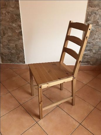 krzesła drewniane używane 40 szt