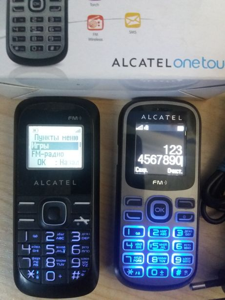 Alcatel OT 228 OT113